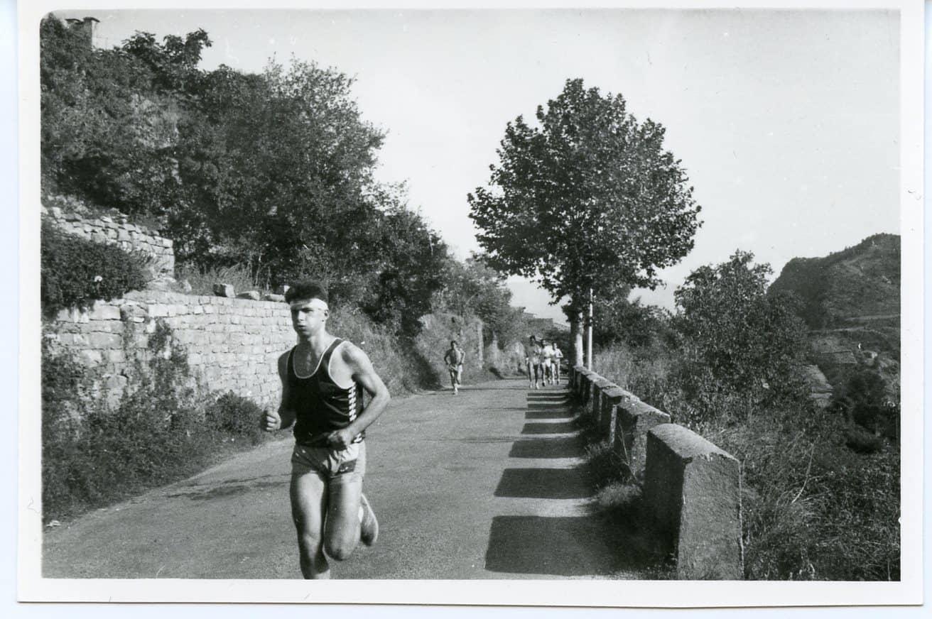 Fernando Chéliz, en Corrida Cuchara 1987