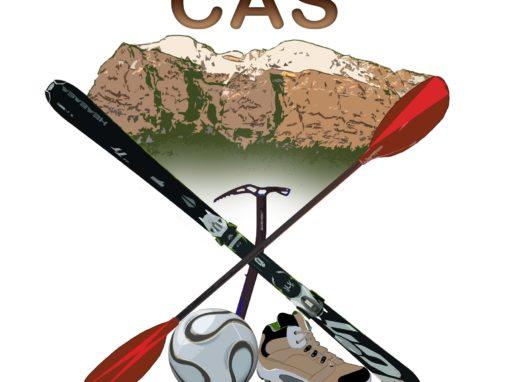 Salidas conjuntas hasta final de año CAS y Nabaín. Apertura local del CAS lunes y viernes.