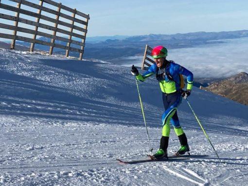 El CAS en la copa de España de Esquí de Montaña