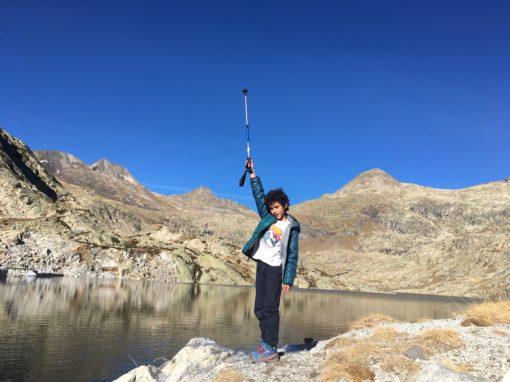 """Recuento de metros de la SEGUNDA SEMANA de la campaña """"Chiquicas al Everest"""""""