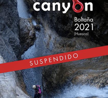 Suspendido el Pirineos-Canyon 2021