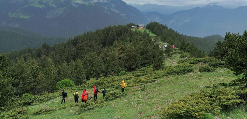 "Primer intento a la Sierra de CHÍA ""SIERRA VIEJA"". Sábado 19 de Junio"