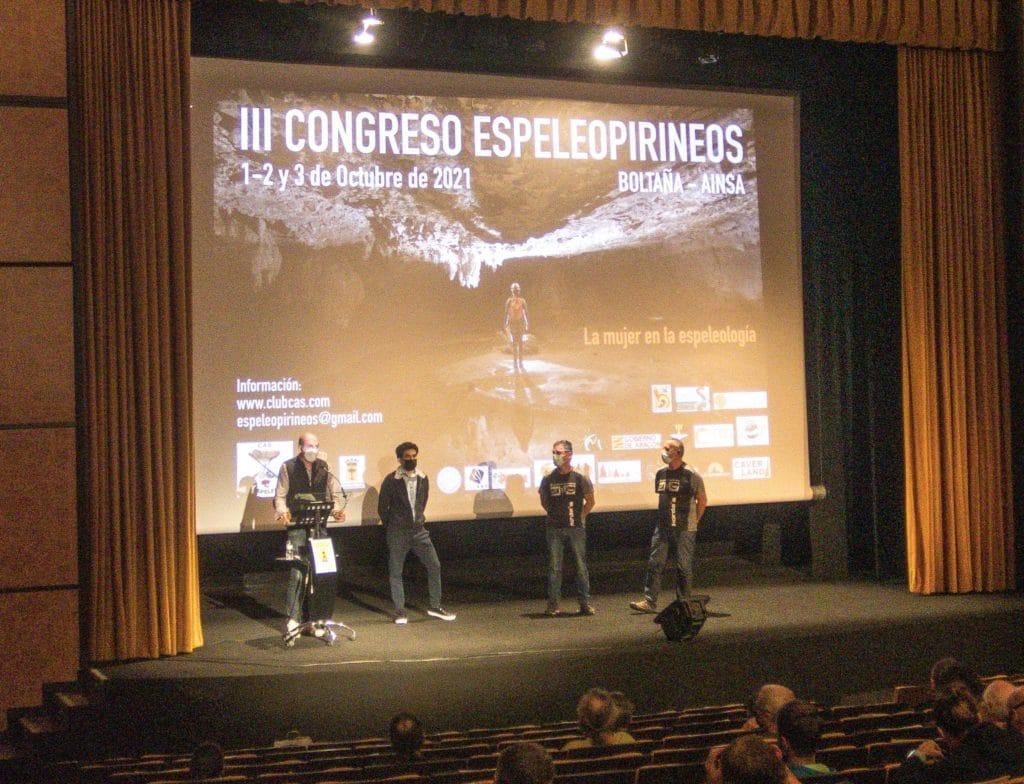 III Congreso Espeleopirineos